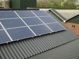 Zonnepanelen op het dak Garderen