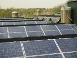 Zonnepanelen op het dak in Garderen