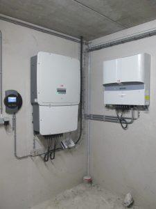 ABB omvormers Solar-Logbewaking