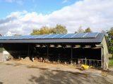 Zonnepanelen op het dak Baarn