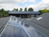 Zonnepanelen op het dak Barneveld