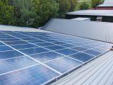 Zonnepanelen op het dak Etten-Leur