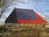 Zonnepanelen op het dak Hennaard