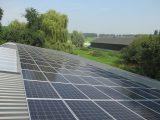 Zonnepanelen op het dak Herwijnen
