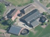 Zonnepanelen op het dak Notter