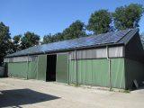 Zonnepanelen op het dak Rutten