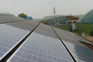 zonnepanelen schoonmaken vervuiling