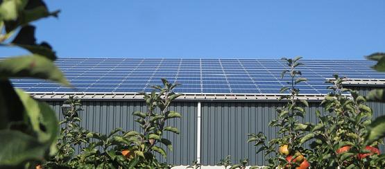 ''Eerst daken benutten voor zonnepanelen'' volgens de minister