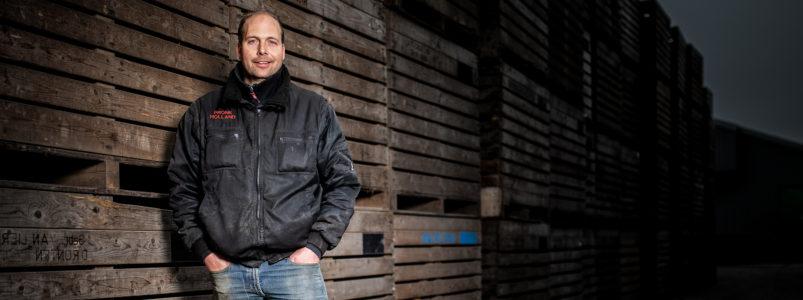 Paul Pronk, akkerbouwbedrijf