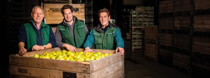Familie Oostveen, fruitteeltbedrijf
