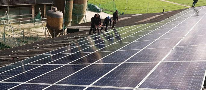 Salderingsregeling zonnepanelen verlengd tot 2023