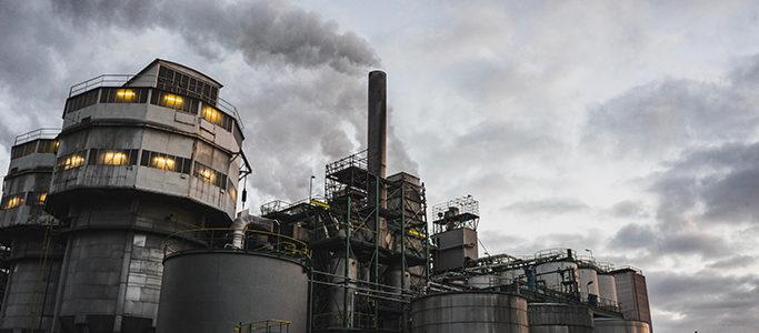 Fossiele energieverbruik in 2018 gedaald