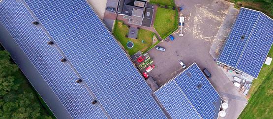Primeur voor Zonnepanelen op het dak: Eigen zonnepanelen zonder te investeren