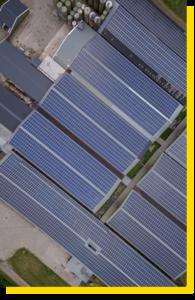zonnepanelen met slimme financiering