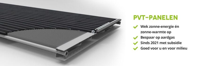 SDE++-subsidie voor PVT-panelen